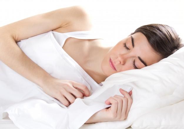 Dormir con el aire acondicionado