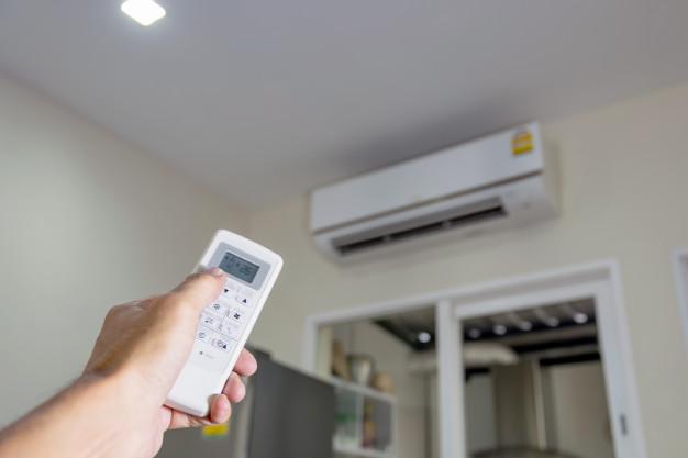 Potencia del aire acondicionado